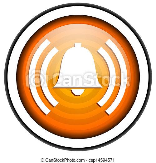 alarm icon - csp14594571