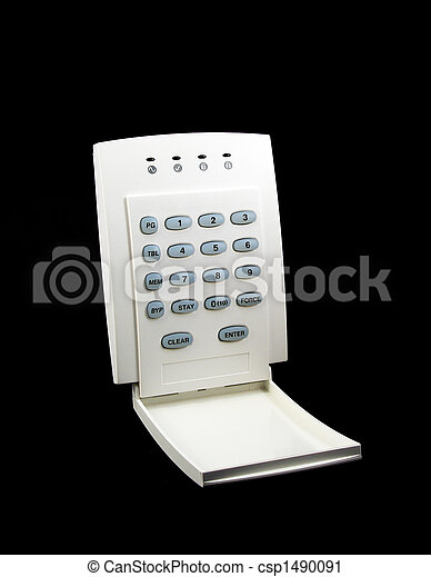 Alarm Keypad - csp1490091