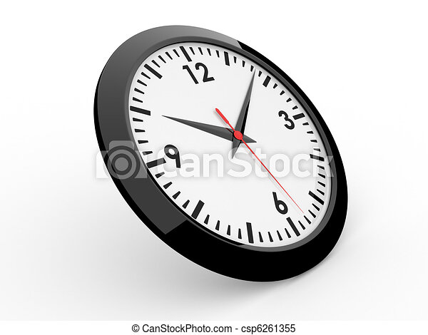 Un despertador clásico - csp6261355