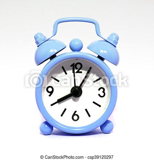 Reloj de alarma. - csp39120297