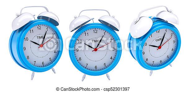 Un despertador - csp52301397