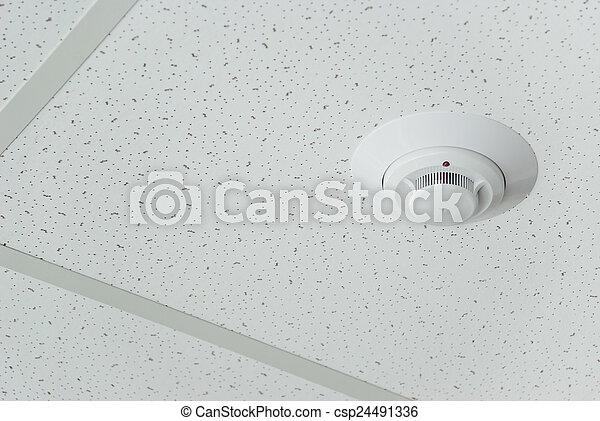Alarma de incendio - csp24491336