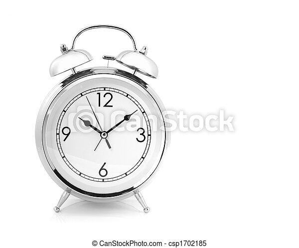 alarme, windup, tipo, relógio - csp1702185