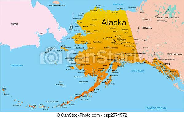 Alaska - csp2574572