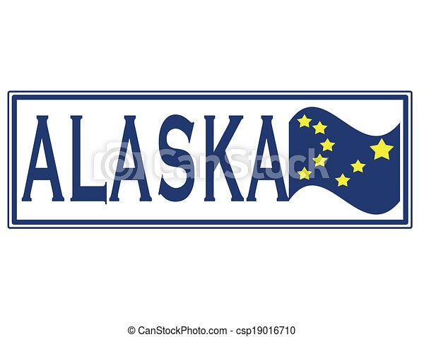 alaska stamp alaska grunge stamp with on vector vector clip art rh canstockphoto com alaska native clipart alaska clipart black and white
