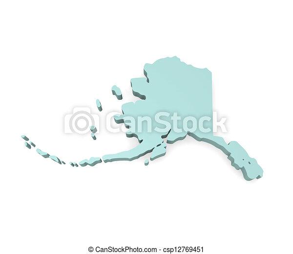 Alaska - csp12769451