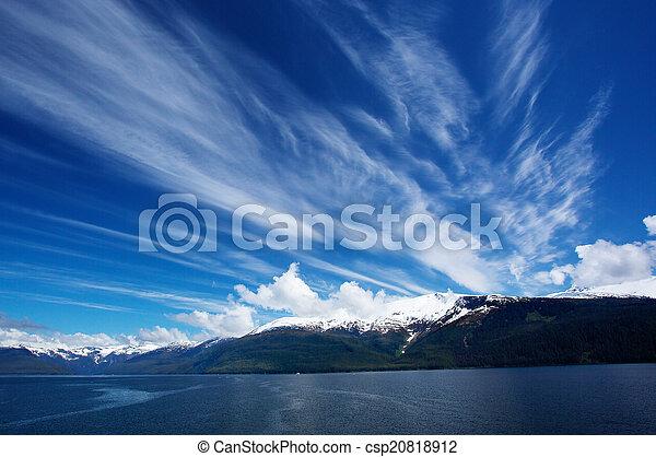 Alaskan Sky - csp20818912