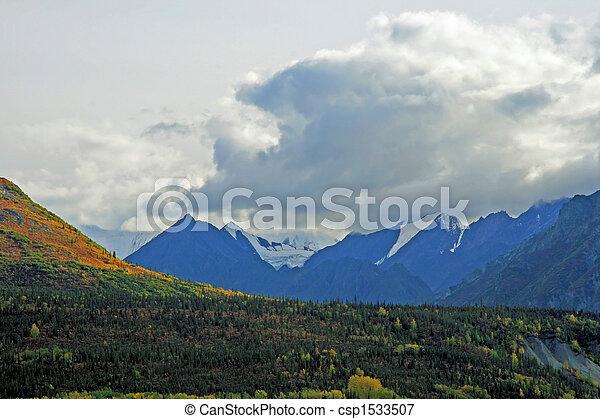 Alaskan Vista - csp1533507