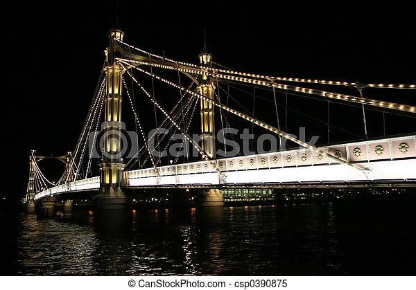 albert Bridge - csp0390875