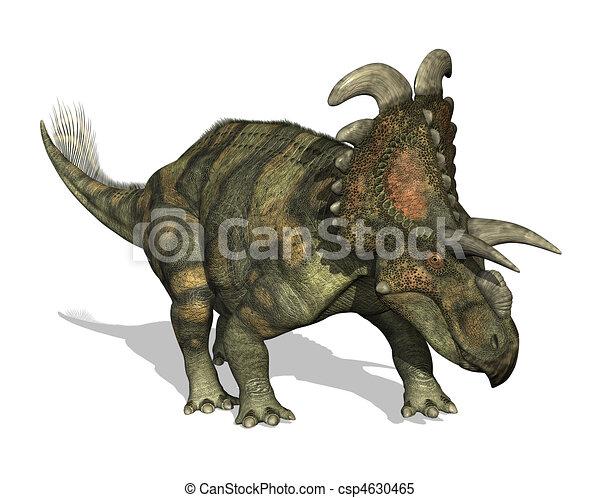 Albertaceratops Dinosaur - csp4630465