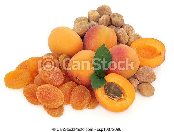 albicocca, frutta - csp10872096