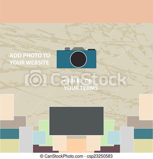 Album for photos - csp23250583