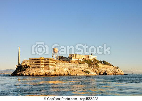 Alcatraz - csp4556222
