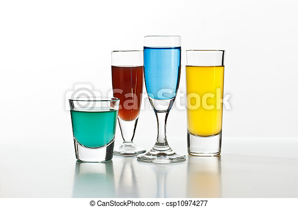 Alcohol drink - csp10974277
