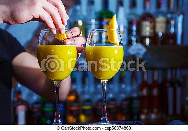 alcohol drink - csp56374860