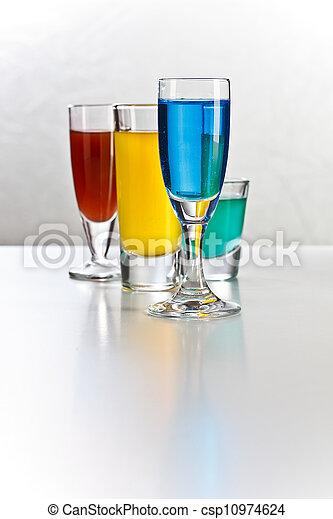 Alcohol drink - csp10974624