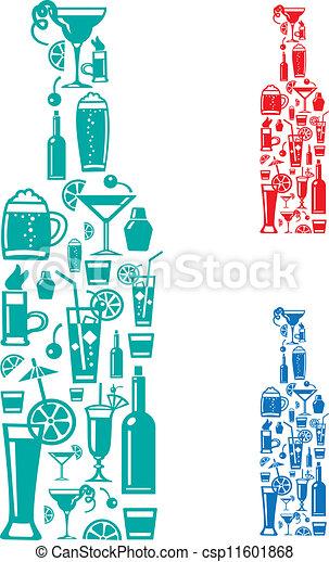 alcohol drinks - csp11601868