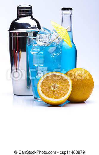 Alcohol drinks - csp11488979