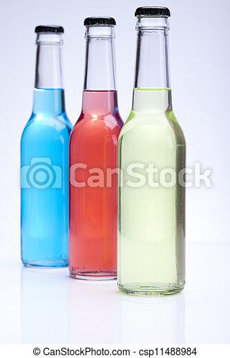 Alcohol drinks - csp11488984