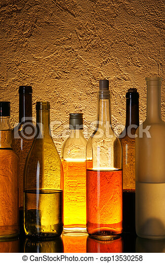 Alcohol drinks - csp13530258