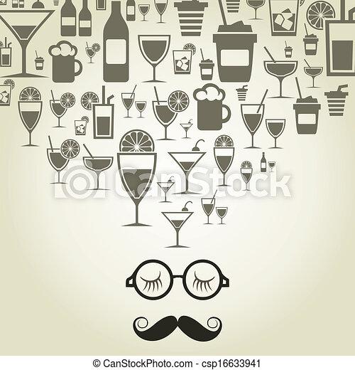 Alcohol - csp16633941