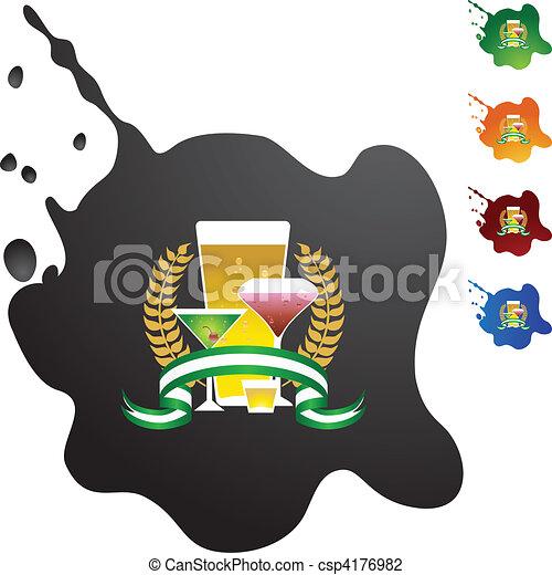 Alcohol - csp4176982