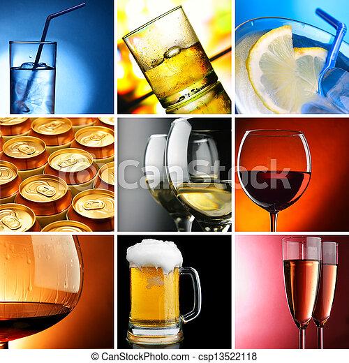 Alcohol - csp13522118