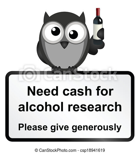 Alcohol Research - csp18941619