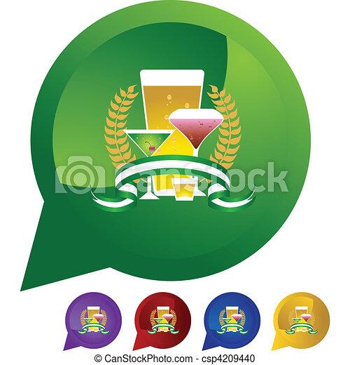 Alcohol - csp4209440