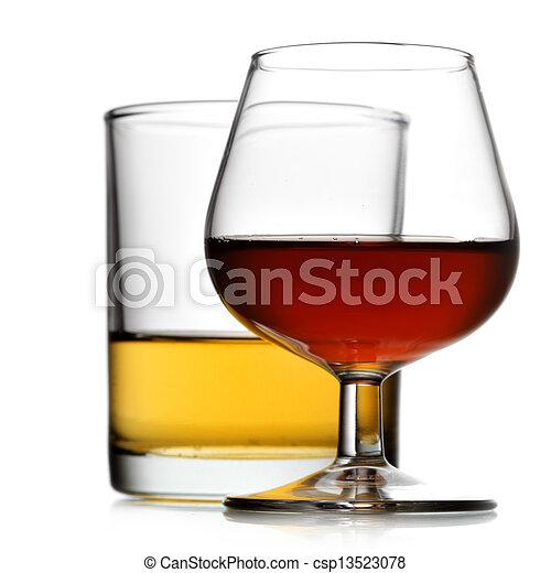 Alcoholic beverages - csp13523078