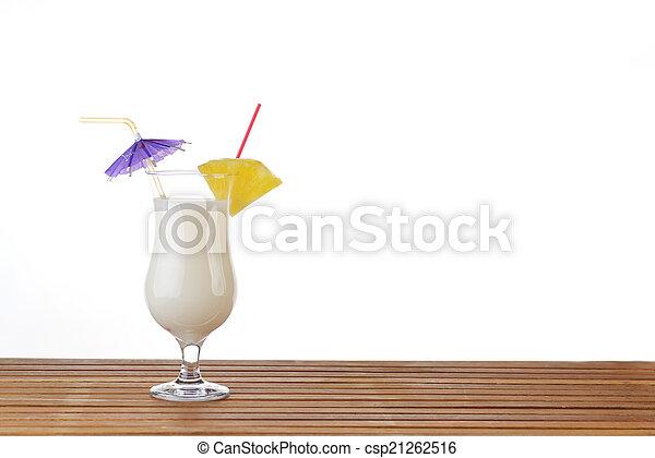 alcoholic cocktail - csp21262516