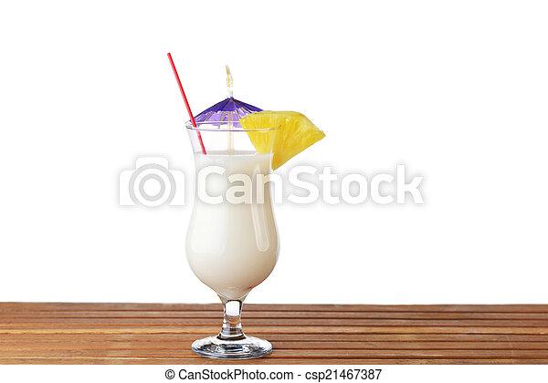 alcoholic cocktail - csp21467387