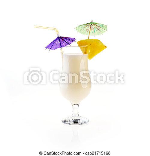 alcoholic cocktail - csp21715168