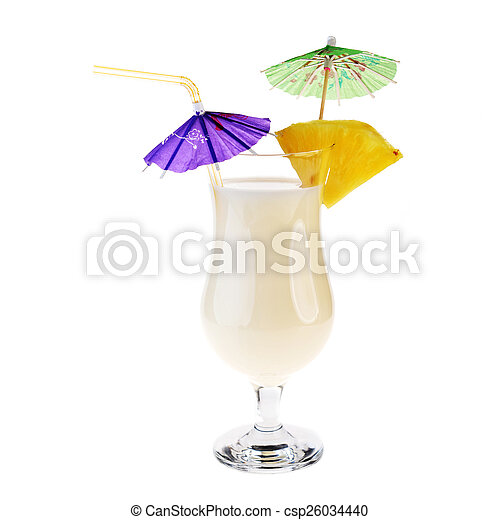 alcoholic cocktail - csp26034440