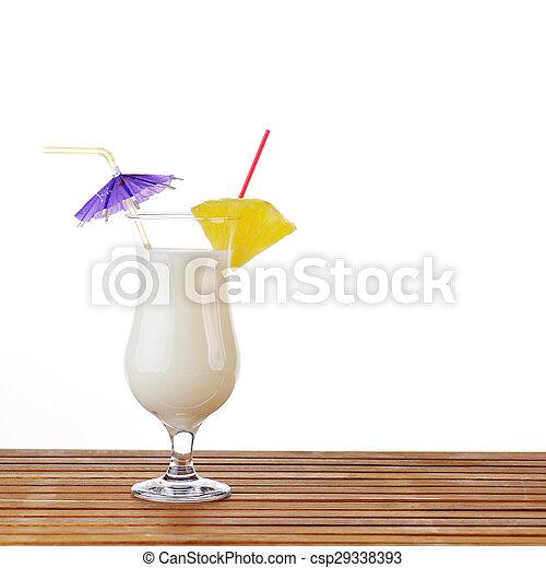 alcoholic cocktail - csp29338393
