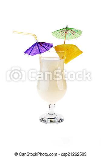 alcoholic cocktail - csp21262503