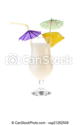 alcoholic cocktail - csp21262509