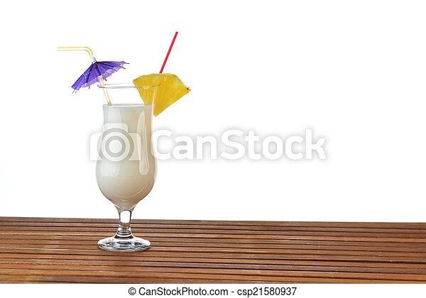 alcoholic cocktail - csp21580937