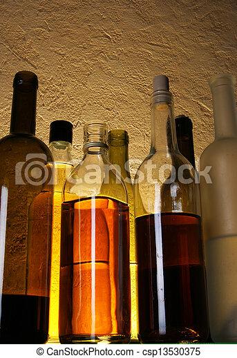 Alcoholic drinks - csp13530375