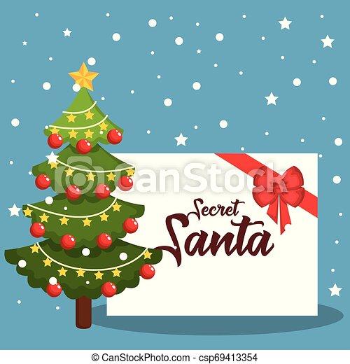 Feliz Navidad - csp69413354