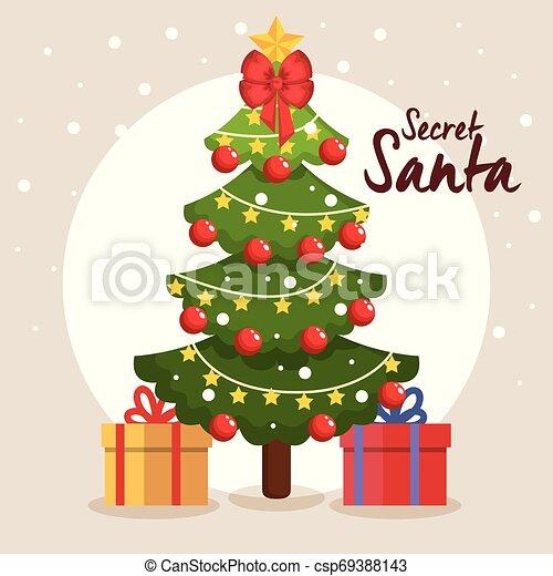 Feliz Navidad - csp69388143