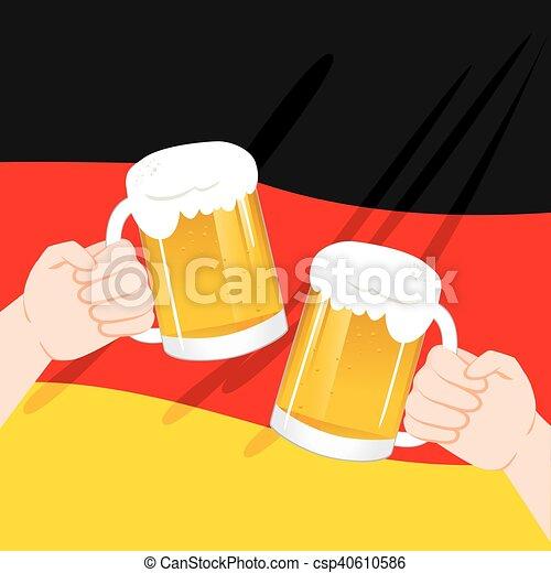 club alemán trabajo de mano