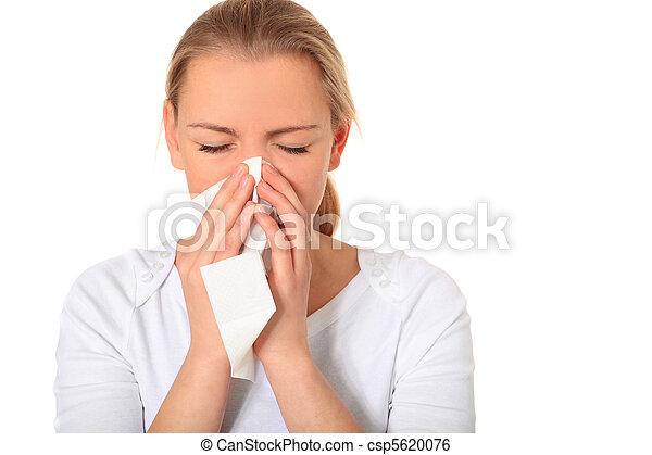 Alergia - csp5620076
