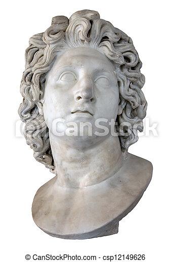 Alexander the Great  - csp12149626