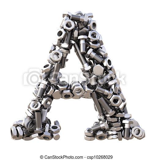 alfabet - csp10268029