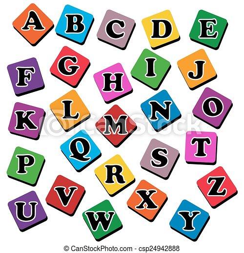 alfabet - csp24942888