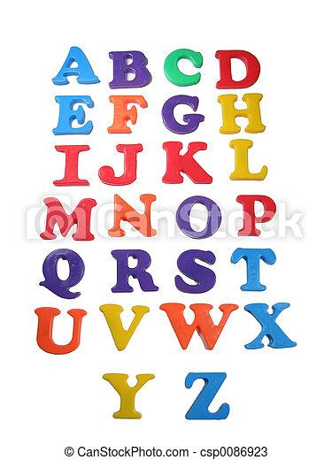 alfabet - csp0086923