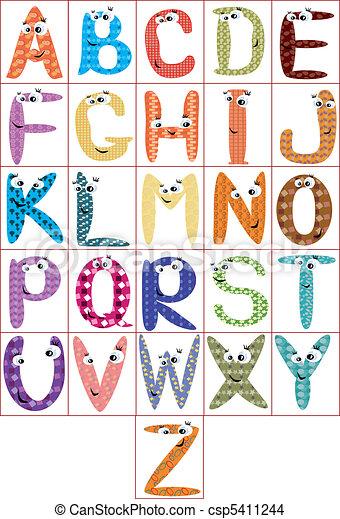 Alphabet, Cyk - csp5411244