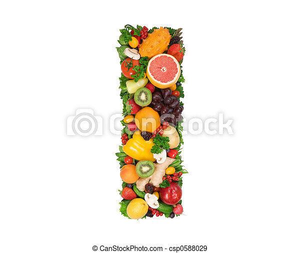 alfabeto, saúde - csp0588029