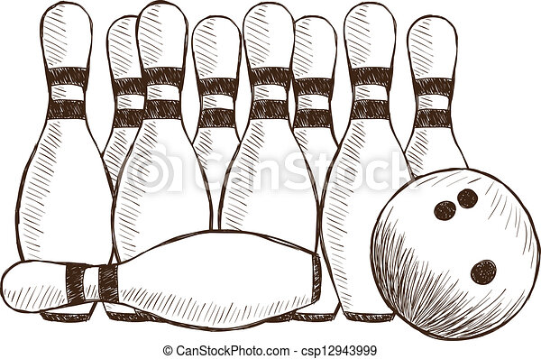 Pinzas y bolas - csp12943999